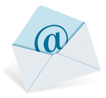 Image of an email stamp
