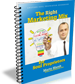Right Marketing Mix Cover Graphic 75x84