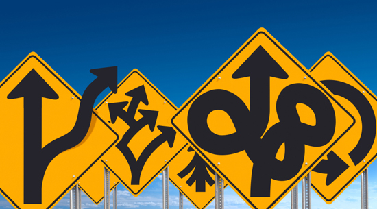 how to change electronic street signs