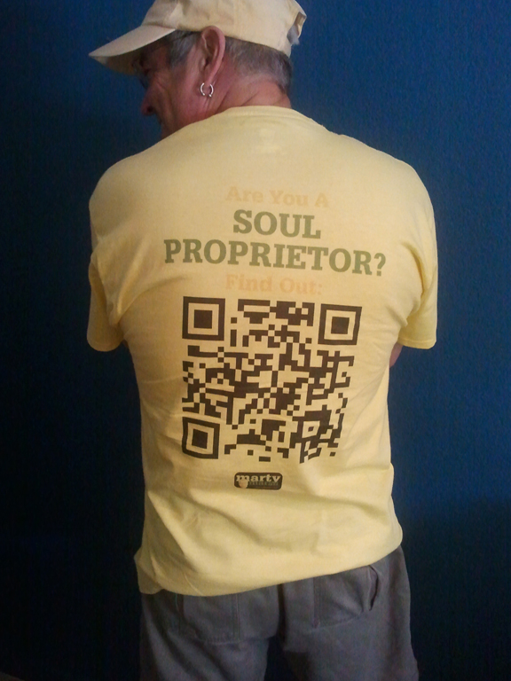 The Magic of QR Codes