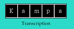 Kampa Transcription