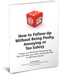 how to follow up ebook