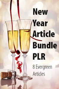 New Year PLR Bundle