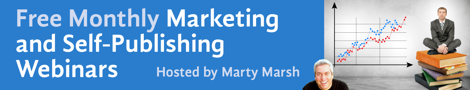 Graphic Banner for Marty's Monthly Training Calls